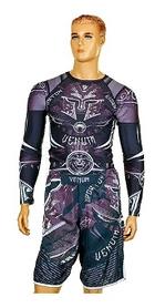 Рашгард с длинным рукавом Venum Gladiator CO-5802