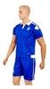 Форма футбольная детская (шорты, футболка) Soccer Динамо Киев 2017 гостевая синяя CO-3900-DN-B синяя - фото 2