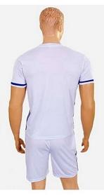 Фото 3 к товару Форма футбольная детская (шорты, футболка) Soccer Динамо Киев 2017 CO-3900-DN1-B белая