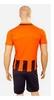 Форма футбольная детская (шорты, футболка) Soccer Шахтер 2017 домашняя CO-3900-SH оранжевая - фото 3