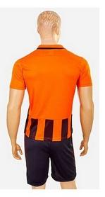 Фото 3 к товару Форма футбольная детская (шорты, футболка) Soccer Шахтер 2017 домашняя CO-3900-SH оранжевая