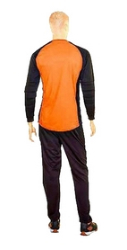 Фото 3 к товару Форма вратарская футбольная Soccer детская CO-0233-O оранжевая