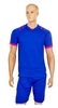 Форма футбольная (шорты, футболка) Soccer Chic CO-1608-B синяя - фото 1