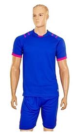 Фото 1 к товару Форма футбольная (шорты, футболка) Soccer Chic CO-1608-B синяя