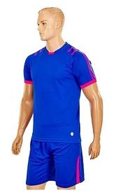 Фото 2 к товару Форма футбольная (шорты, футболка) Soccer Chic CO-1608-B синяя