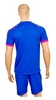 Форма футбольная (шорты, футболка) Soccer Chic CO-1608-B синяя - фото 3