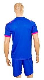 Фото 3 к товару Форма футбольная (шорты, футболка) Soccer Chic CO-1608-B синяя