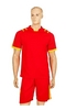 Форма футбольная (шорты, футболка) Soccer Chic CO-1608-R красная - фото 1