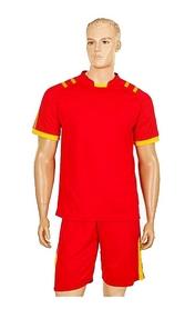 Форма футбольная (шорты, футболка) Soccer Chic CO-1608-R красная