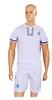 Форма футбольная детская (шорты, футболка) Soccer Динамо Киев 2017 CO-3900-DN1-B белая - фото 1