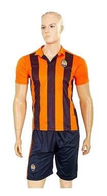 Форма футбольная детская (шорты, футболка) Soccer Шахтер 2017 домашняя CO-3900-SH оранжевая