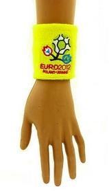 Повязка на кисть (напульсник) EURO-2012 желтый