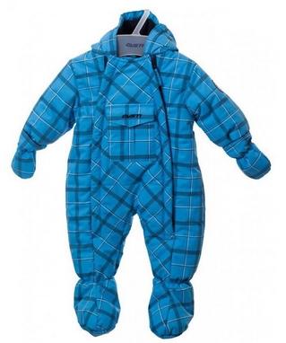 Комбинезон детский для мальчиков Gusti Boutique 2546 GW синий