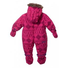 Фото 2 к товару Комбинезон детский для девочек Gusti Boutique 2547 GW красный