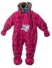 Комбинезон детский для девочек Gusti Boutique 2547 GW красный - фото 1