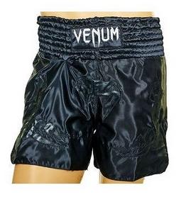 Трусы для тайского бокса Venum Inferno CO-5807-BK черный