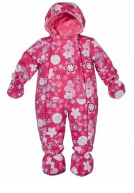 Комбинезон детский для девочек X-Trem 2563 XWG-P розовый