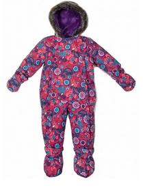 Комбинезон детский для девочек X-Trem 2606 ZWG розовый