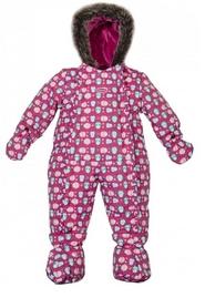 Комбинезон детский для девочек X-Trem 2626 ZWG розовый