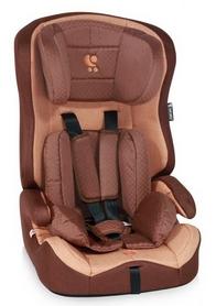Автокресло детское Lorelli Solero Isofix 9-36 кг, коричневое