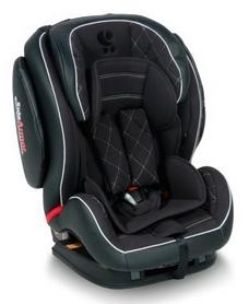 Автокресло детское Lorelli Mars Isofix 9-36 кг, черное