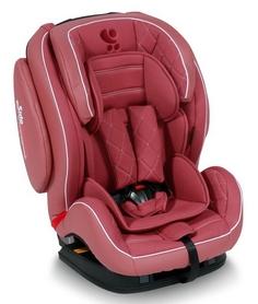 Автокресло детское Lorelli Mars Isofix 9-36 кг, розовое