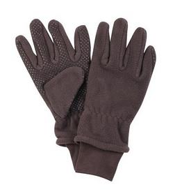 Перчатки детские флисовые Reima Oy коричневые