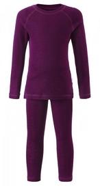 Комплект термобелья шерстяной Reima Oy детский бордовый