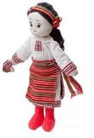 """Кукла мягкая Левеня """"Девочка Ульянка"""" 38 см"""