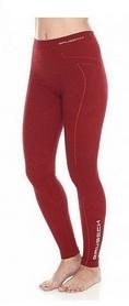 Термокальсоны женские Brubeck Extreme Wool LE11130 красные