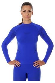 Термофутболка женская с длинным рукавом Brubeck Thermo LS13100 фиолетовая