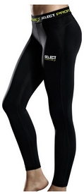 Штаны компрессионные женские Select Compression Tights 6405