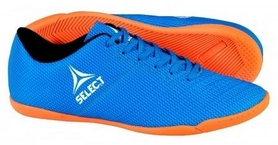 Футзалки Select Indoor Shoes Benfica 581194 синие