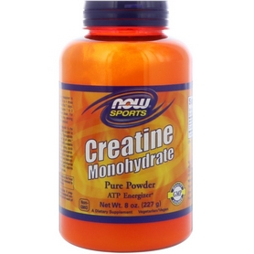 Креатин Now Creatine Monohydrate, 227 г