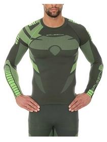 Комплект термобелья мужской Brubeck Dry LS13080-LE11860 зеленый