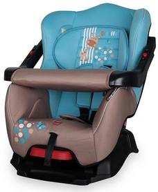 Автокресло детское Lorelli Bertoni Bumper Beige&Blue Giraffe