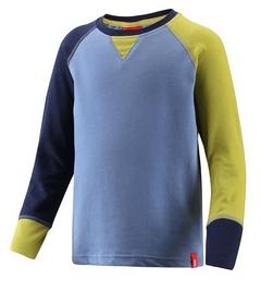 Футболка детская с длинным рукавом Reima 526118-DB