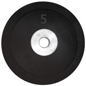 Диск олимпийский обрезиненный Newt Olimpic - 5 кг