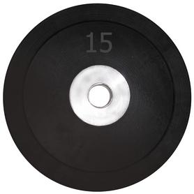 Диск олимпийский обрезиненный Newt Olimpic - 15 кг