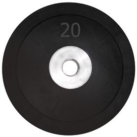 Диск олимпийский обрезиненный Newt Olimpic - 20 кг