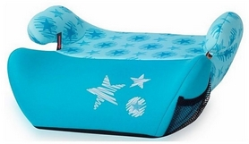 Автокресло детское (бустер) Lorelli Easy Aquamarine Stars