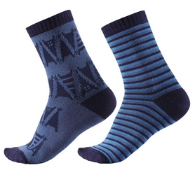 Носки детские Reima 527270-DB синие