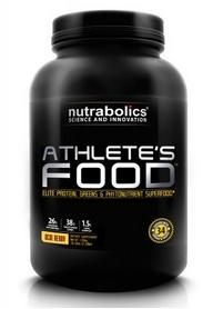 Заменитель питания NutraBolics Athlete Food 1,08 кг