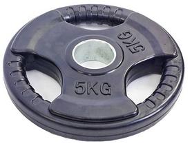 Диск обрезиненный Zlt RA-7706 5 кг d-52 мм