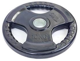 Диск обрезиненный Zlt RA-7706 10 кг d-52 мм
