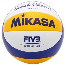 Мяч волейбольный пляжный Mikasa VXT30 (реплика)