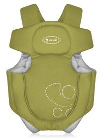 Сумка-кенгуру (переноска) Lorelli Traveller green