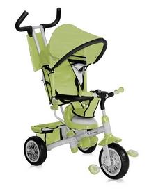 Велосипед трехколесный Lorelli Bertoni B302A, зеленый (10050091602)