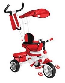 Велосипед трехколесный Lorelli Bertoni B301B Red/White