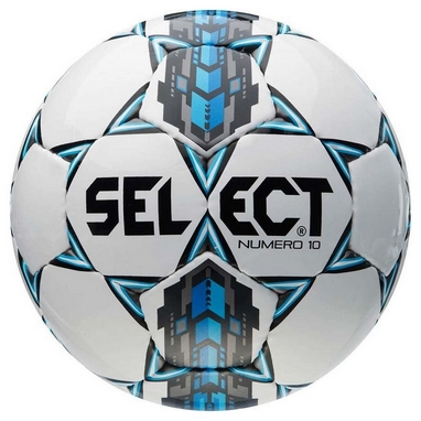 Мяч футбольный Select Numero 10 IMS New № 3 белый